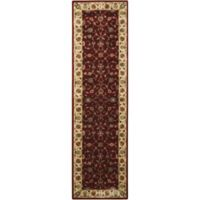 Nourison Persian Arts 2-Foot 3-Inch x 8-Foot Runner in Kashan Brick