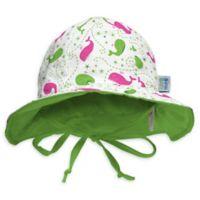 My SwimBaby® Size Medium Wilma the Whale Sun Hat