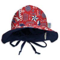 bf9176f26ac My SwimBaby® Size Medium Ahoy Sun Hat
