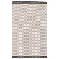 Feizy Naim Diamond 2-Foot x 3-Foot Accent Rug in Grey/Navy