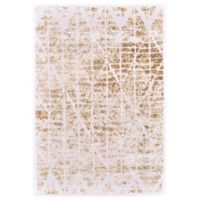 Feizy Soho Lyra Diamond 5-Foot 3-Inch x 7-Foot 6-Inch Area Rug in Taupe