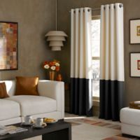 Kendall 120-Inch Grommet Top Window Curtain Panel in Cream