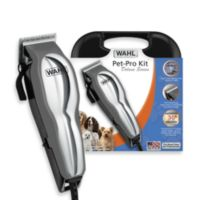 Wahl® 13-Piece Pet-Pro™ Grooming Kit