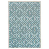 Feizy Burley 5-Foot 3-Inch x 7-Foot 6-Inch Area Rug in Blue