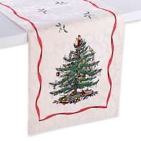 Spode® Christmas Tree by Avanti 72-Inch Table Runner