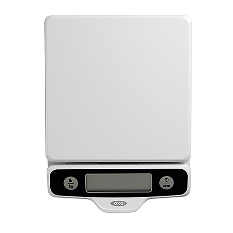 Bed Bath And Beyond Oxo Food Scale