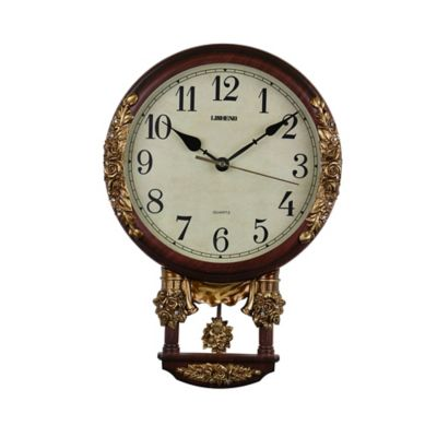Buy Gold Wall Clocks from Bed Bath Beyond