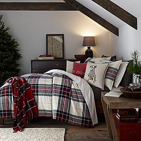 ivy ink duvet p plaid set cover inkivy nathan mini