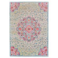 Feizy Hilltop 5-Foot x 8-Foot Area Rug in Ivory