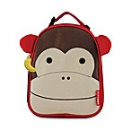 SKIP*HOP® Zoo Lunchies Insulated Lunch Bag in Monkey