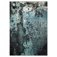 Safavieh Glacier Eternal 9-Foot x 12-Foot Area Rug in Blue/Multi