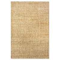 nuLOOM Hand Woven Hailey Jute 5-Foot x 8-Foot Area Rug in Natural