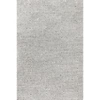 nuLOOM Ago 4-Foot x 6-Foot Area Rug in Ivory