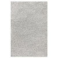 nuLOOM Ago 5-Foot x 8-Foot Area Rug in Ivory