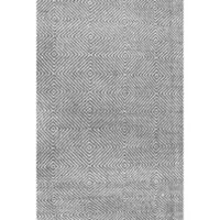 nuLOOM Ago 6-Foot x 9-Foot Area Rug in Grey