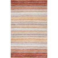 nuLOOM Classic Shag 9-Foot x 12-Foot Area Rug in Red