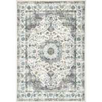 nuLOOM Verona 8-Foot x 10-Foot Area Rug in Grey