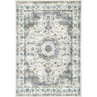nuLOOM Verona 9-Foot x 12-Foot Area Rug in Grey