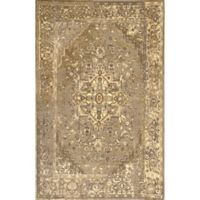 nuLOOM Vintage Reiko 8-Foot x 10-Foot Area Rug in Natural