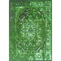 nuLOOM Vintage Reiko 8-Foot x 10-Foot Area Rug in Green