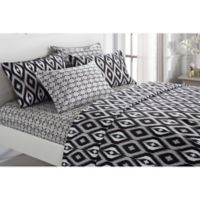 Chic Home Amare King Sheet Set in Black