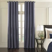 Beautyrest® Arlette 63-Inch Grommet Top Room Darkening Window Curtain Panel in Midnight