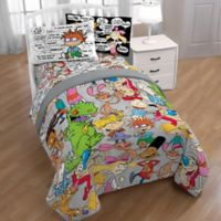 Nickelodeon™ Splat Nick 90's Twin/Full Comforter
