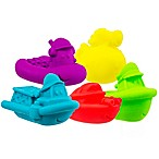 Sassy® 5-Pack Multicolor Bucket O'Boats