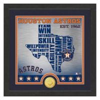 """MLB """"State"""" Bronze Coin Photo Mint"""