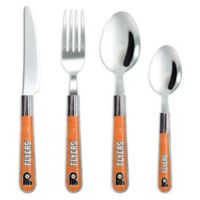 NHL Philadelphia Flyers 16-Piece Flatware Set