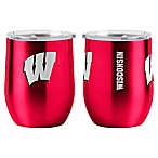 University of Wisconsin 16 oz. Curved Ultra Tumbler