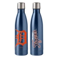 MLB Detroit Tigers 18 oz. Stainless Steel Water Bottle