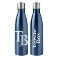 MLB Tampa Bay Rays 18 oz. Stainless Steel Water Bottle