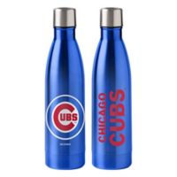 MLB Chicago Cubs 18 oz. Stainless Steel Water Bottle