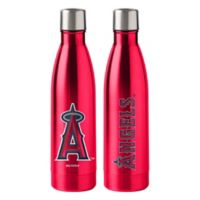MLB Los Angeles Angels 18 oz. Stainless Steel Water Bottle