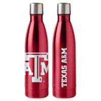 Texas A&M University 18 oz. Stainless Steel Water Bottle