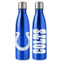 NFL Indianapolis Colts 18 oz. Stainless Steel Water Bottle