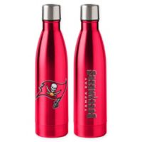 NFL Tampa Bay Buccaneers 18 oz. Stainless Steel Water Bottle