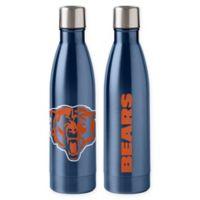 NFL Chicago Bears 18 oz. Stainless Steel Water Bottle