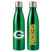 NFL Green Bay Packers 18 oz. Stainless Steel Water Bottle