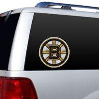 NHL Boston Bruins Logo Window Film