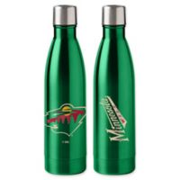 NHL Minnesota Wild18 oz. Stainless Steel Water Bottle
