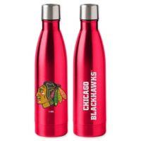 NHL Chicago Blackhawks 18 oz. Stainless Steel Water Bottle
