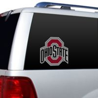 Ohio State University Logo Window Film