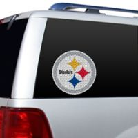 NFL Pittsburgh Steelers Logo Window Film