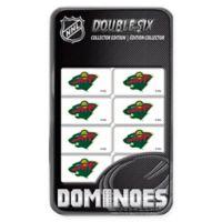 NHL Minnesota Wild Dominoes
