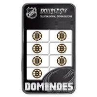 NHL Boston Bruins Dominoes