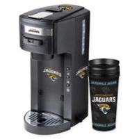 NFL Jacksonville Jaguars DLX Coffee Maker