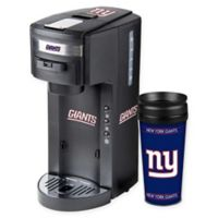 NFL New York Giants DLX Coffee Maker