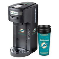 NFL Miami Dolphins DLX Coffee Maker
